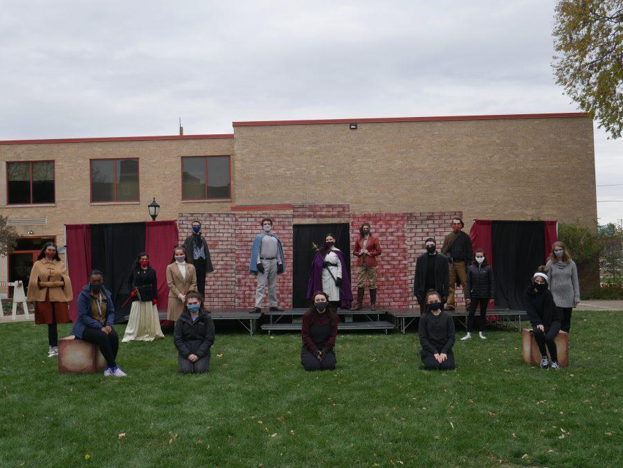 El teatro en mano de los estudiantes