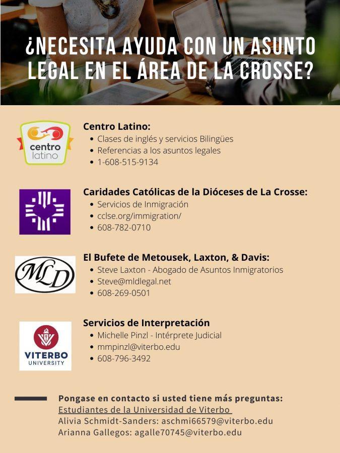 Servicios legales en el área de La Crosse  especializados en la comunidad hispana